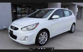 2012 hyundai accent se hatchback start up engine and in depth