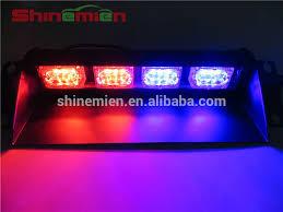 Interior Lighting For Cars Led Emergency Vehicle Lights Red Blue Led Police Strobe Dash