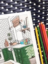 home interior books interior design coloring book the inspired room the inspired room