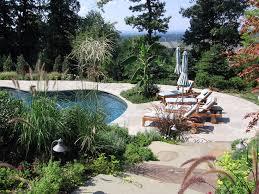 Pool Garden Ideas Landscaping Ideas By Nj Custom Pool U0026 Backyard Design Expert
