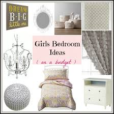 bedroom teen girls chandelier table lamps overhead bedroom