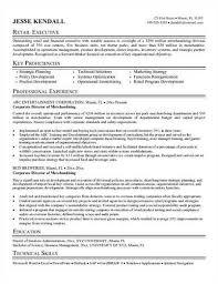 Visual Merchandising Resume Sample by More Merchandiser U003ca Href U003d