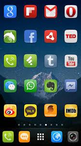 themes com go launcher ex ui5 0 theme 1mobile com