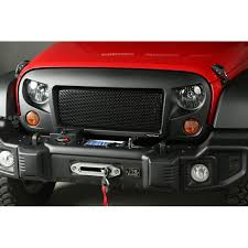 jeep wrangler front grill spartan jeep grille