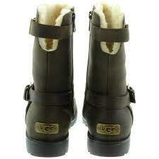 womens ugg grandle boots ugg grandle calf boots in java in java