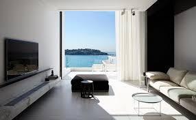 living room woderful black and white leather living room set