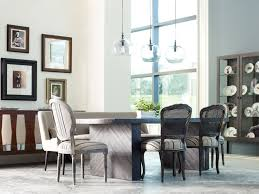 The Morgan Dining Room - dining room the haus fine furniture