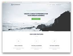 best free 25 best free landing page themes 2018 colorlib