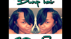 utube bump hair in a bob how to wear bump hair in 2017 updated go to quick weave youtube