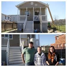katrina house lending a hand rebuilding a katrina house in new orleans