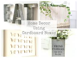 Home Decor Boxes Decorate With Cardboard Boxes Lemons Lavender U0026 Laundry