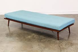 Mid Century Daybed Mid Century Modern Walnut Day Bed Vintage Supply Store