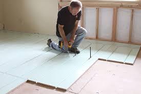 Laminate Flooring Over Radiant Heat Warmboard Radiant U2014 Frank Lloyd Wright U0027s Contributions To American