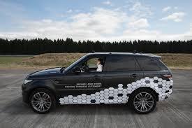 lexus milton keynes staff jlr shows off u0027level 4 u0027 self driving tech with new autonomous