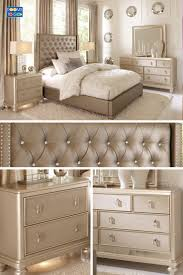 Bedroom Sets White Headboards Best 25 Bling Bedroom Ideas On Pinterest Quilted Headboard