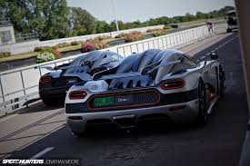 blue koenigsegg one 1 koenigsegg one 1 at goodwood fos pic 4 sssupersports