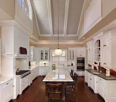 Vaulted Ceiling Kitchen Lighting Some Vaulted Ceiling Lighting Ideas To Your Home Design