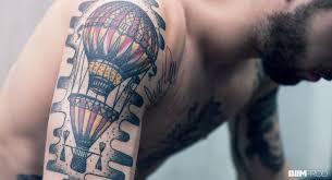 35 poetic air balloon tattoos tattoodo