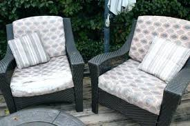 Patio Furniture Slip Covers Outdoor Furniture Cushion Slipcovers Cushi Martha Stewart Patio