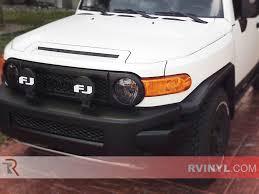 Rtint Toyota Fj Cruiser 2007 2014 Headlight Tint Film