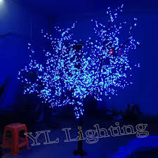 shop 2 3meters 2400pcs artificial trees with led