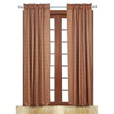 Cabin Style Curtains Marvelous Curtain Log Cabin Drapes Target Blue Picture For
