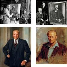 president gerald ford everett raymond kinstler