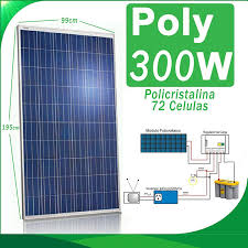 24 Kaufen Solarpanel 300 W 24 V Photovoltaik Polycrystalline Günstig Online