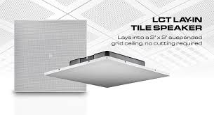 Ceiling Tile Installation Lct Lay In Tile Jbl Professional
