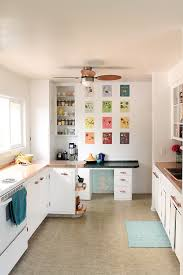 home copper and white kitchen makeover reveal squirrelly minds
