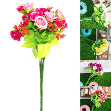 Decorative Floral Arrangements Home by Compare Prices On Perfect Flowers Online Shopping Buy Low Price