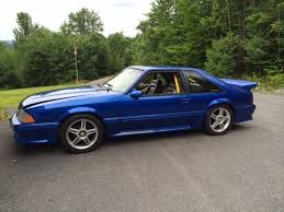 mustang supercharged for sale 1990 ford mustang gt hatchback 2 door 5 0l supercharged for sale