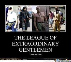 The League Memes - league of extraordinary gentlemen by rekoba meme center