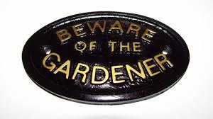 Garden Wall Plaque by Plaques U0026 Signs Home Decor Home Furniture U0026 Diy