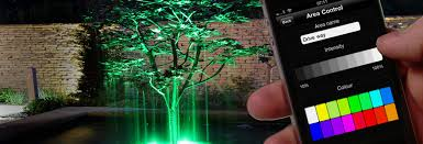 Landscape Lighting Controller Smart Solutions For Wireless Outdoor Lighting And External Device