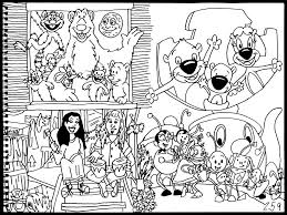 the first shows of playhouse disney by averagejoeartwork on deviantart