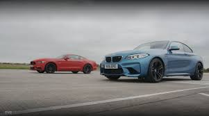fastest ford ford mustang 5 0 gt vs bmw m2 u2013 which is fastest the motoring