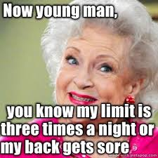 Betty White Meme - young betty white download betty white meme now young man y