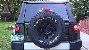 jeep wrangler custom lights jeep wrangler jk led tail lights oro hidprojectors com youtube