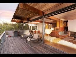 Mid Century Modern Tiny House A Small Mid Century Modern House In Hollywood Richard Neutra