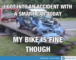 Car Accident Meme - smart car accident memes memes pics 2018