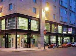 Airport Hotels Become More Than A Convenient Pit Novotel Glasgow Centre Contemporary Hotel In Glasgow