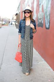 20 style tips on how to wear a striped dress ideas gurl com