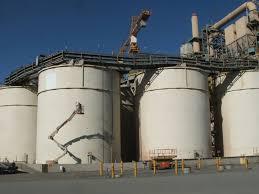 abilene commercial painting water towers sandblasting high rises abilene sandblasting