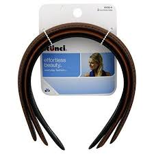 scunci headbands ln scunci headbands leather 3 pk ebay