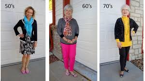 casual ideas for women over 60 how to dress in your 60s
