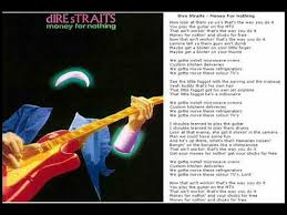dire straits money for nothing original unedited banned