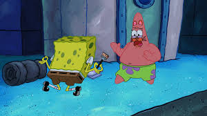 spongebuddy mania spongebob episode kenny the cat