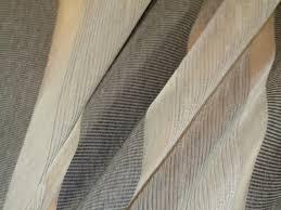 Striped Drapery Fabric Softline U0027s Extra Wide Pattern Hutch In Grey A Stripe Organza