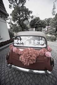 kit dã coration voiture mariage décoration voiture mariage originale en 18 idées inspirantes et